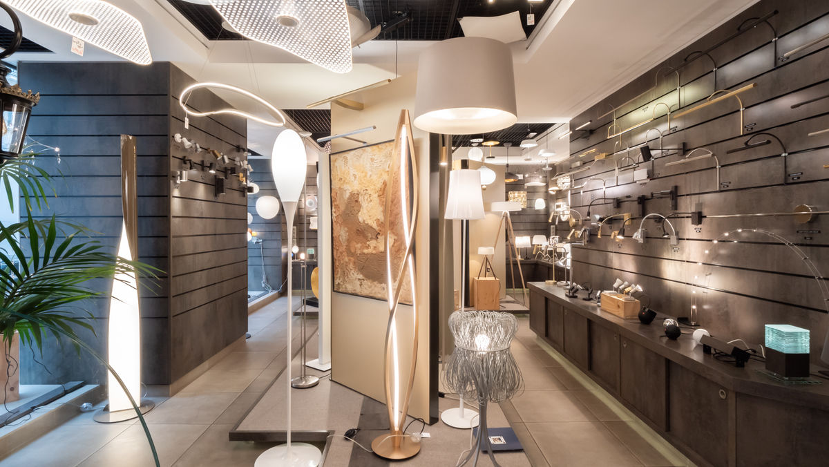 Luminaires de luxe